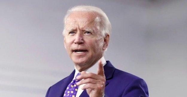 Convención demócrata de los altavoces anunciaron como Biden, VICEPRESIDENTE de la decisión de los telares