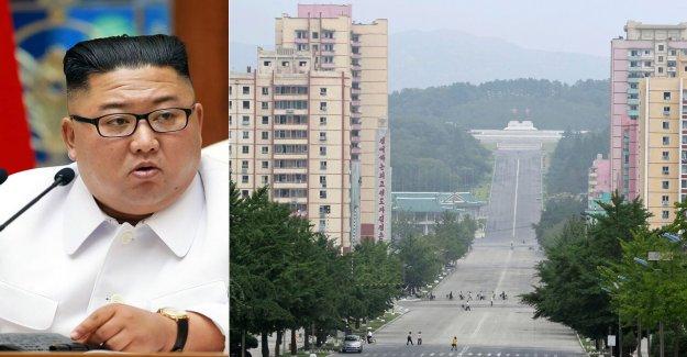 Corea del norte barcos de ayuda masiva de los suministros a la ciudad con el coronavirus del susto, a pesar de que aun no reclamando los casos