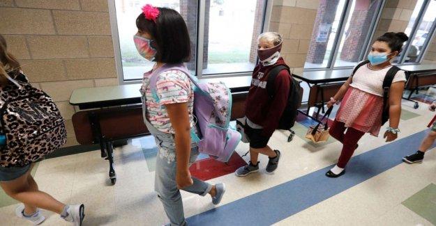 Coronavirus actualizaciones: CDC dice que la tasa de COVID de los casos en niños en constante aumento'
