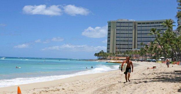Coronavirus difusión al ritmo más rápido en Hawaii que en cualquier lugar en NOSOTROS: informe