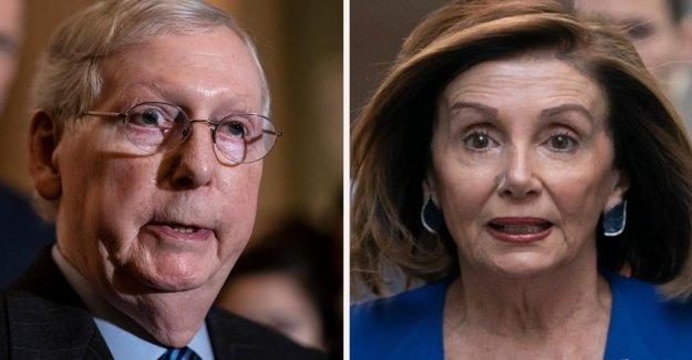 Coronavirus proyecto de ley tiene el Congreso atrapado en un bucle temporal