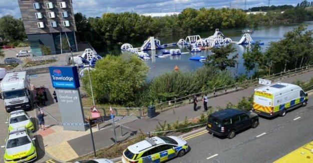 Cuerpo encontrado en el lago de búsqueda de desaparecidos adolescente
