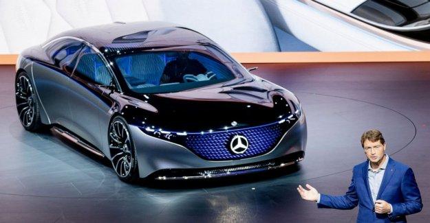 Daimler llega a acuerdos para resolver NOSOTROS las emisiones de diesel de reclamaciones