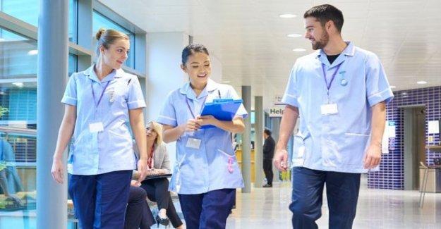De enfermería de aprendizaje de financiación obtiene £172m boost