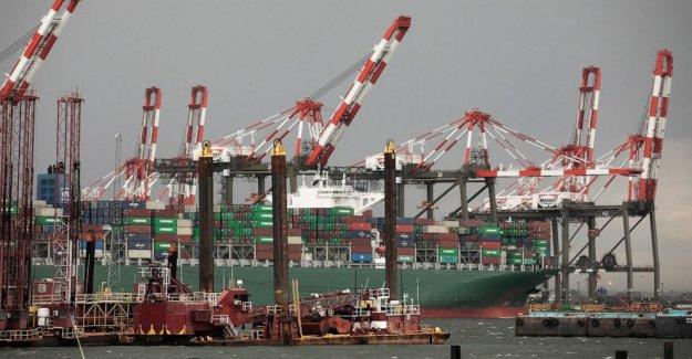 Déficit comercial de estados unidos cae en junio en el registro aumento de las exportaciones