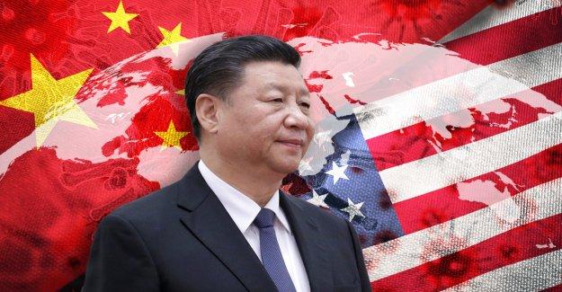 Departamento De Estado. éxitos de NBC News Wuhan de laboratorio artículo regurgitado Partido Comunista de China propaganda'