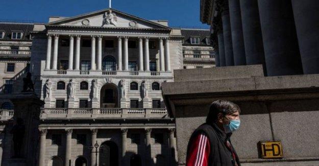 Descenso menos grave de lo que se temía - Banco de Inglaterra
