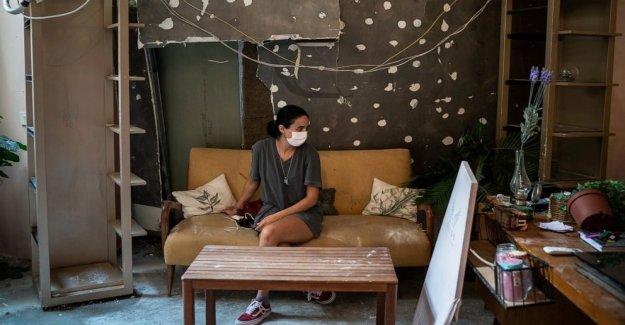 Después de varias crisis, esta vez Libaneses se sienten roto