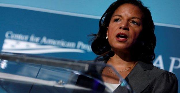Diplomático y pararrayos - Biden, Susan Rice dilema