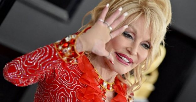 Dolly Parton: 'claro, negro vidas importa!'