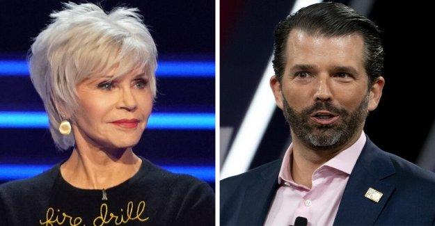 Donald Trump Jr., Jane Fonda show raras acuerdo en la oposición a la mina, cerca de Alaska pesca