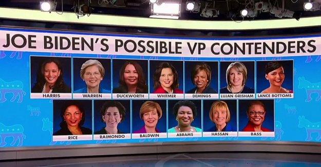 Donna Brazile: Biden beneficiaría al escoger una mujer Negra para VP — y también los de América