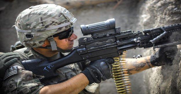 Ejército de Futuros de tecnología en la celda' anticipa la evolución de la guerra