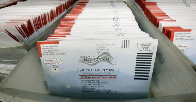 El 75% de los Estadounidenses pueden votar por correo en 2020, el informe dice