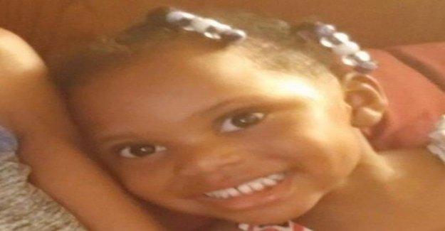 El FBI ofrece una recompensa de $10,000 en búsqueda de 2 años de edad, niña del asesino