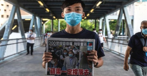 El Hong Kong de papel que empujó los límites