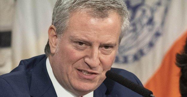 El asambleísta del estado de nueva york slams 'débil' de Blasio del coronavirus de los puestos de control como un completo disparate'