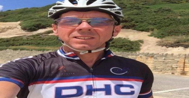 El cuerpo se encuentra en búsqueda de desaparecidos ciclista