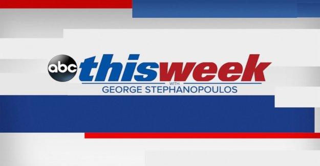 El domingo en 'Esta Semana': el Senador Bernie Sanders, Jason Miller