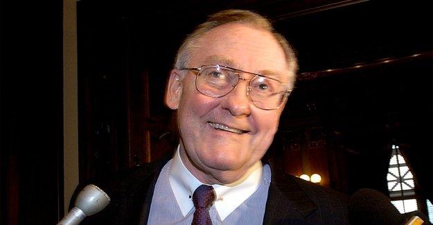 El ex Illinois Gob. James Thompson, 'Big Jim,' muere a los 84 años