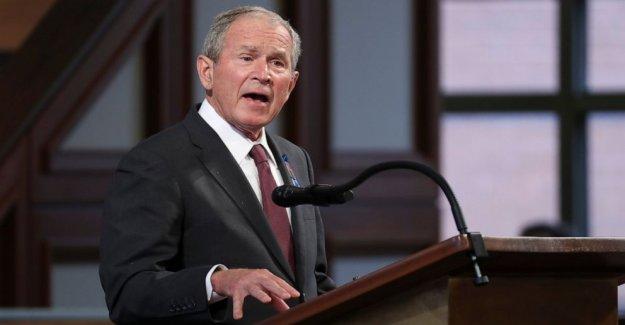 El ex Presidente Bush rinde homenaje a los inmigrantes en un nuevo libro