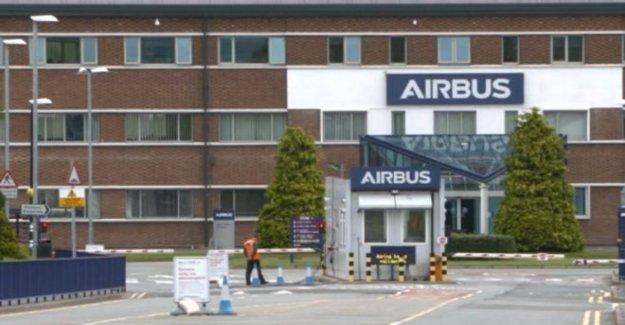 El gobierno del reino unido en el diálogo con Airbus