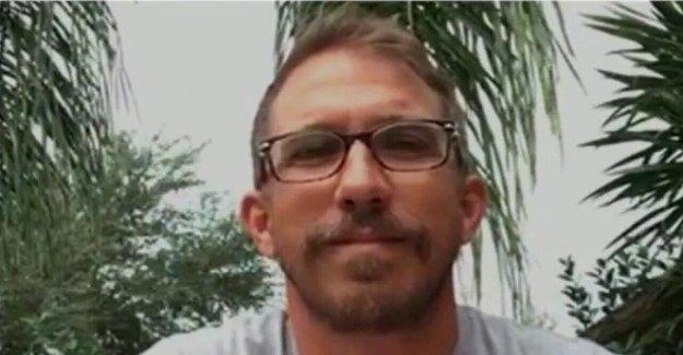 El hombre mordido por un tiburón en la Florida compara con anteriores ataque de cocodrilo