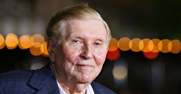 El magnate de los medios de Sumner Redstone muere a los 97