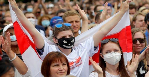El presidente del virus de la arrogancia de los combustibles ira por delante de Belarús voto