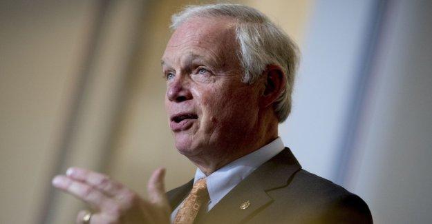 El senador Ron Johnson niega que la suciedad de Biden de la ucraniana legislador, explosiones Blumenthal para torcer clasificado sesiones informativas