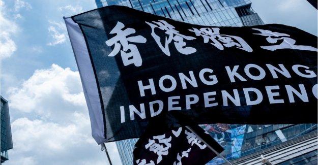 El triunfo de la administración de las sanciones de Hong Kong líder Carrie Lam, para la realización de Beijing políticas de represión'