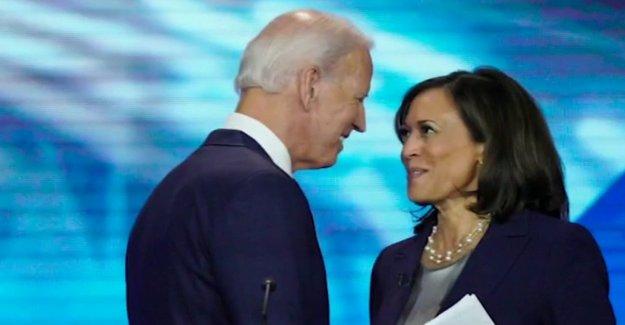 El triunfo de la campaña ráfagas de 'falso' Kamala Harris en el año, dice Biden pick refleja la 'agenda extrema'