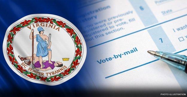 Elecciones honestas Proyecto critica Virginia grupo para el envío de correo no solicitado solicitudes de voto