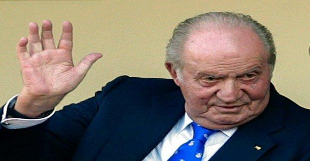 España del ex-rey de abandonar el país en medio de denuncias de conducta financiera