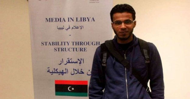 Este militar Libio tribunal de penas de la periodista a 15 años