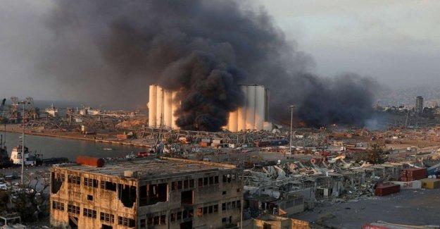 Explosión masiva de rocas de Beirut, al menos 50 muertos registrados