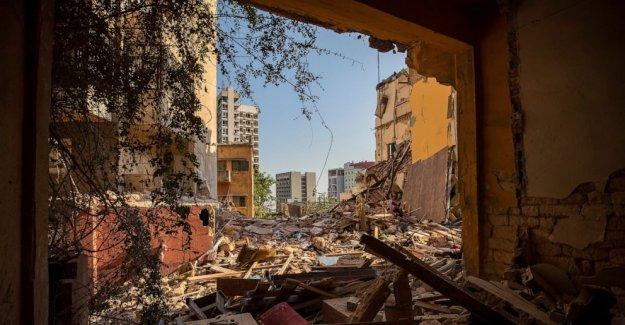 FM dice que Alemania listo para ayudar a Líbano, pero las reformas necesarias