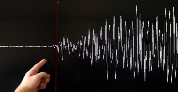 Falla de San andrés enjambre de terremoto chispas temores de 'Grande'