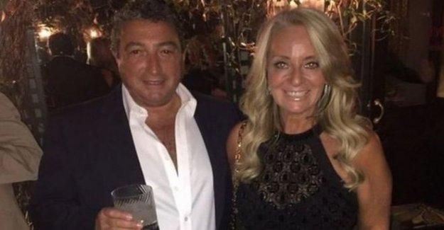 Faltan millones de director de la esposa del demandado