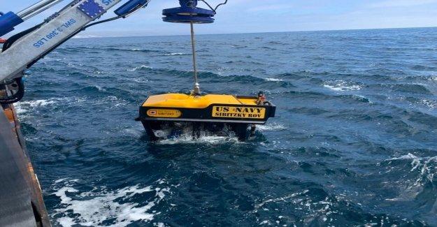Faltan vehículo anfibio encontrado en las costas de California, incluyendo restos