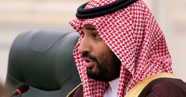 Federal de la demanda presentada contra Arabia príncipe de la corona por el ex-oficial