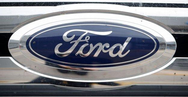 Ford recuerda el de los Suv de tamaño mediano de solucionar los posibles fugas de líquido de frenos