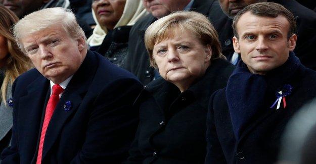 Francia, Alemania NOS critican por querer conducir a QUE las discusiones a pesar de la retirada