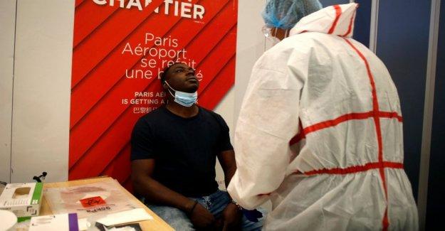 Francia comienza a las pruebas de los viajeros procedentes de 16 países de virus