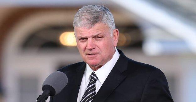Franklin Graham advierte Biden-Harris ticket 'debería ser una gran preocupación para todos los Cristianos