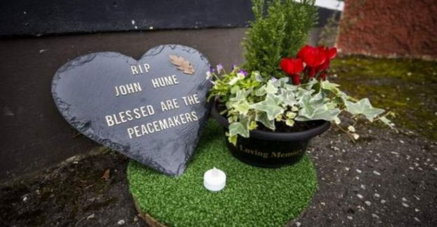 Funeral del premio Nobel de Hume que se celebrará en Derry