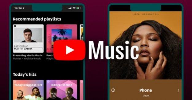 Google hacha para Reproducir Música en octubre