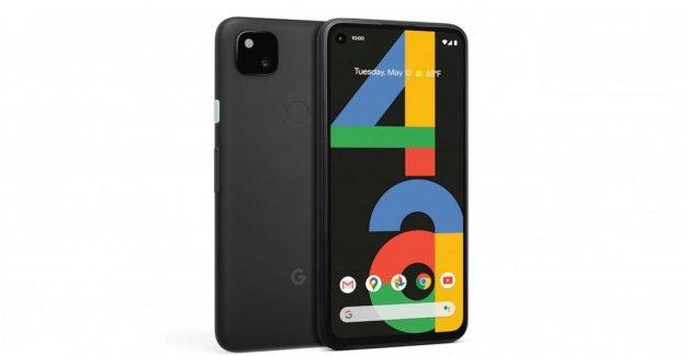 Google revela presupuesto de Píxeles de teléfono como la pandemia de bordillos gasto