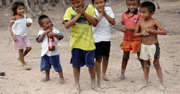 Grupo de derechos: Alarmante tasa de mortalidad infantil entre Wayuu de colombia