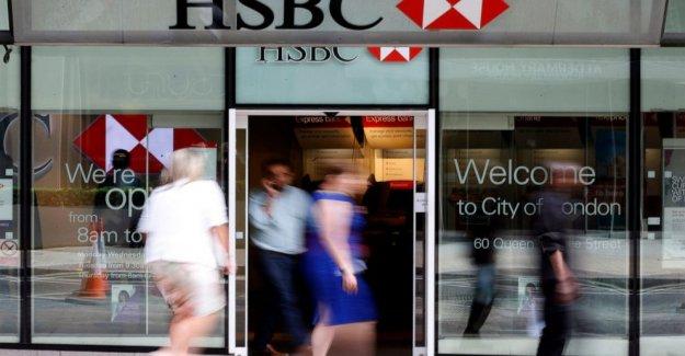 HSBC dice que el beneficio neto se sumergió 96% como pandemia tomó